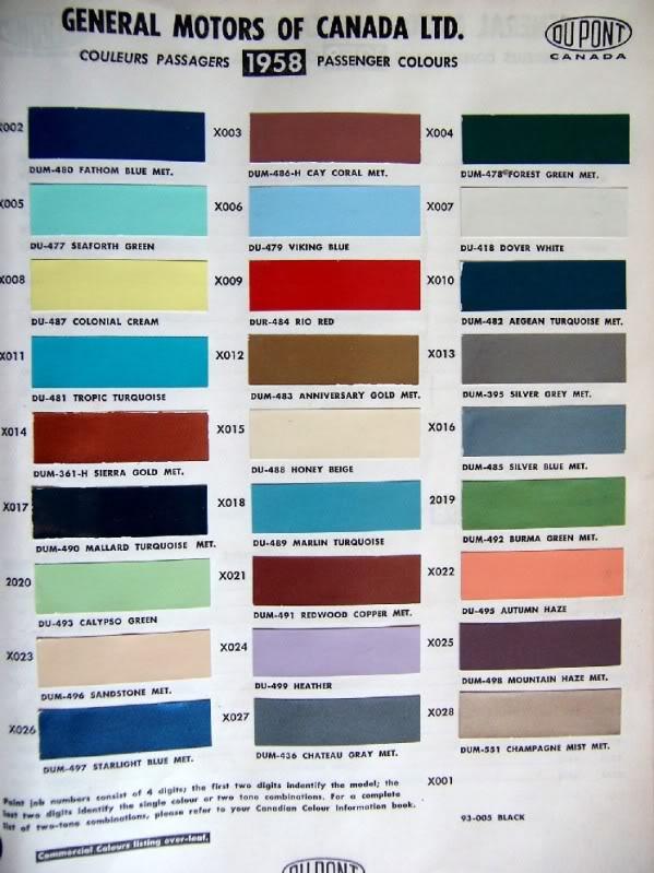 Lake Placid Blue Paint Code