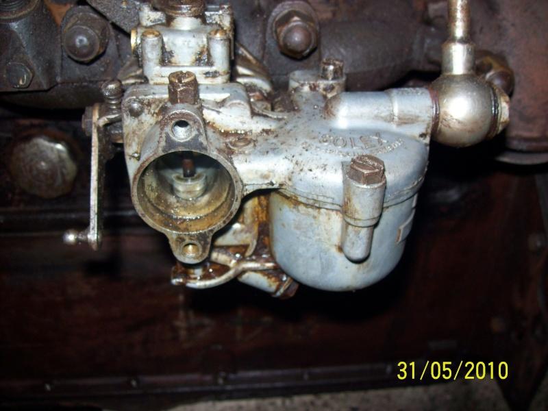 carburateur solex 30 fhd