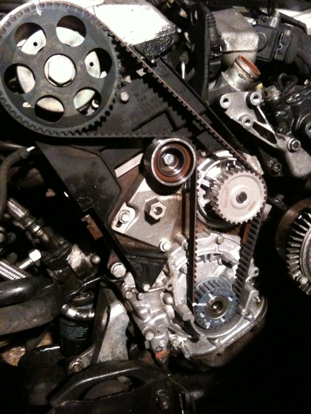 Distribution 5cyl 20s Turbo 100 S4 100 S6 V8 S6