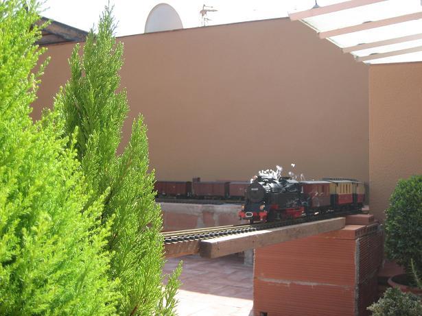 Ferrocarrils de la terrassa - Garden terrassa ...