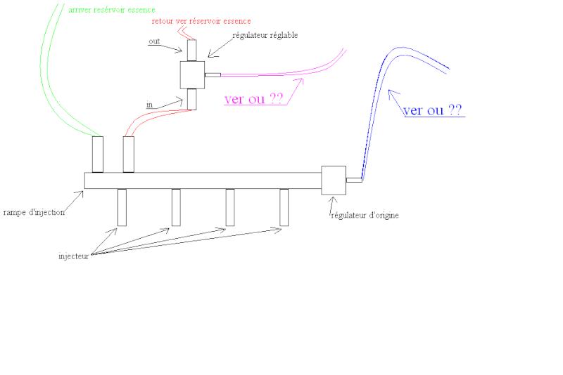 questions sur montage d 39 un regulateur de pression d 39 essence. Black Bedroom Furniture Sets. Home Design Ideas