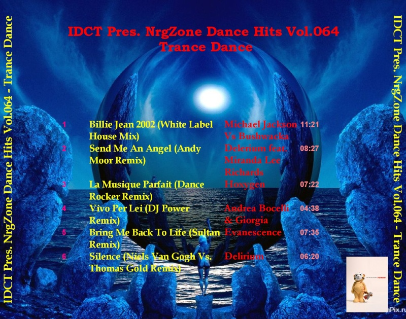 NrgZone Dance Hits Vol.064 - Trance Dance