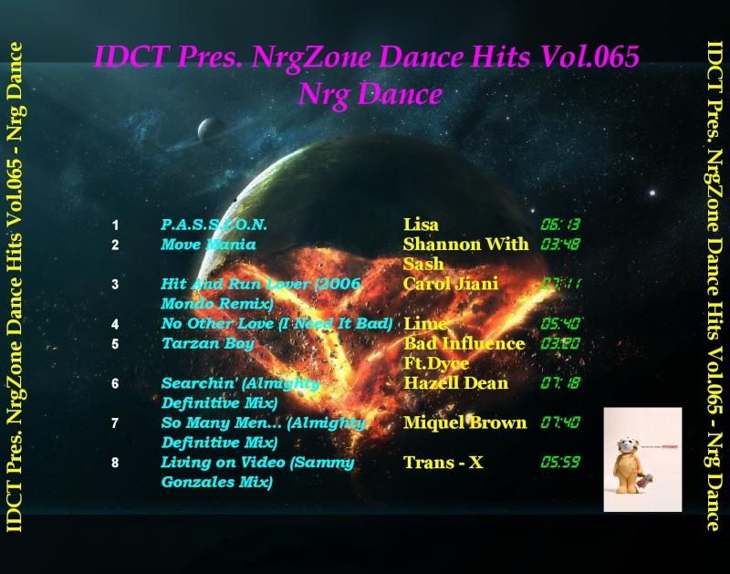 NrgZone Dance Hits Vol.065 - Nrg Dance