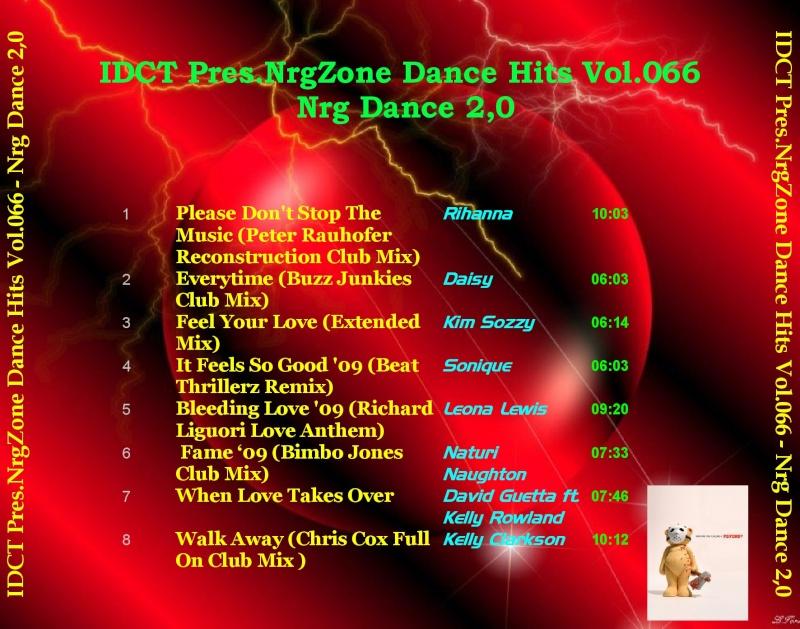 NrgZone Dance Hits Vol.066 - Nrg Dance 2,0