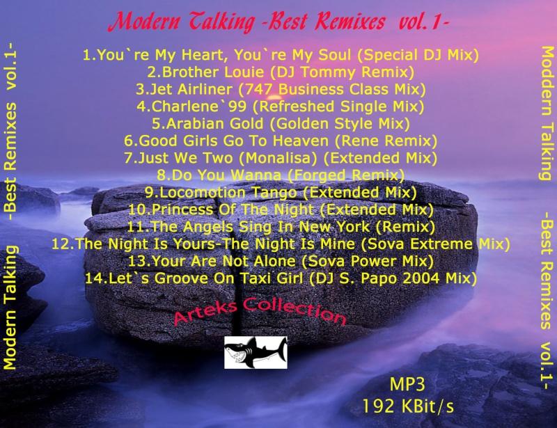 Modern Talking - Best Remixes