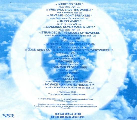 Modern Talking Remix Profile 1999-2006