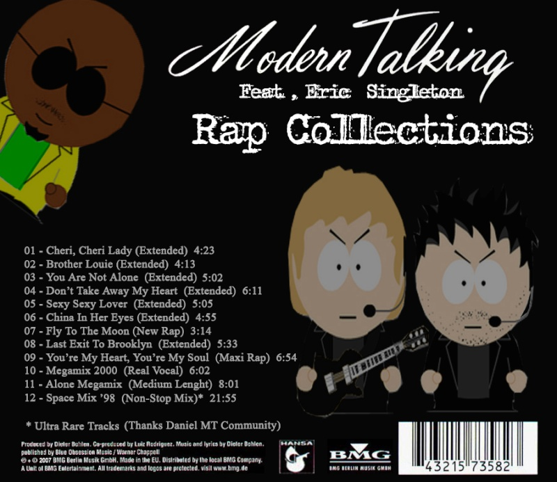 Modern Talking - Rap Collections