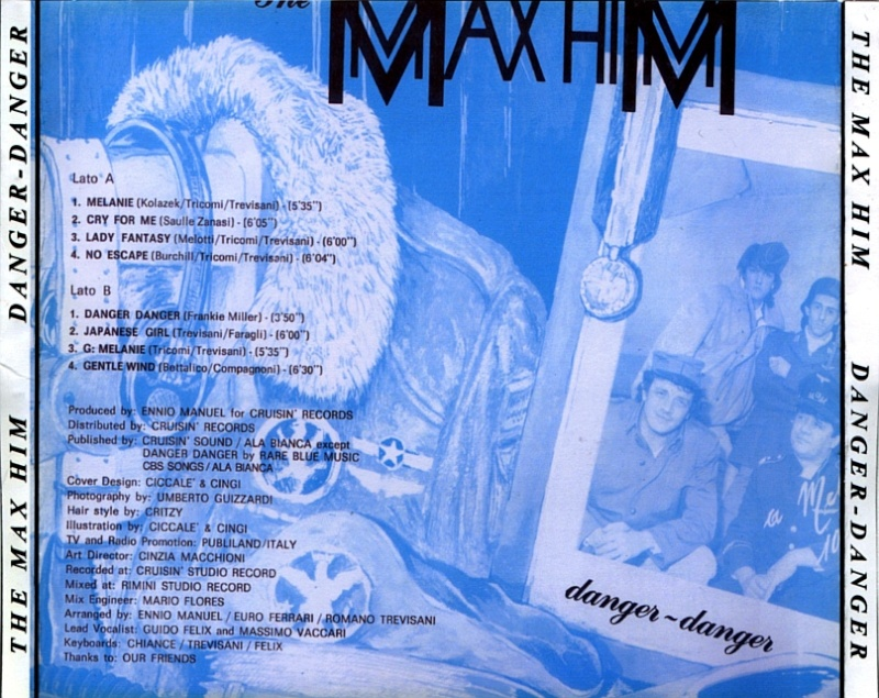 Max Him - Danger Danger