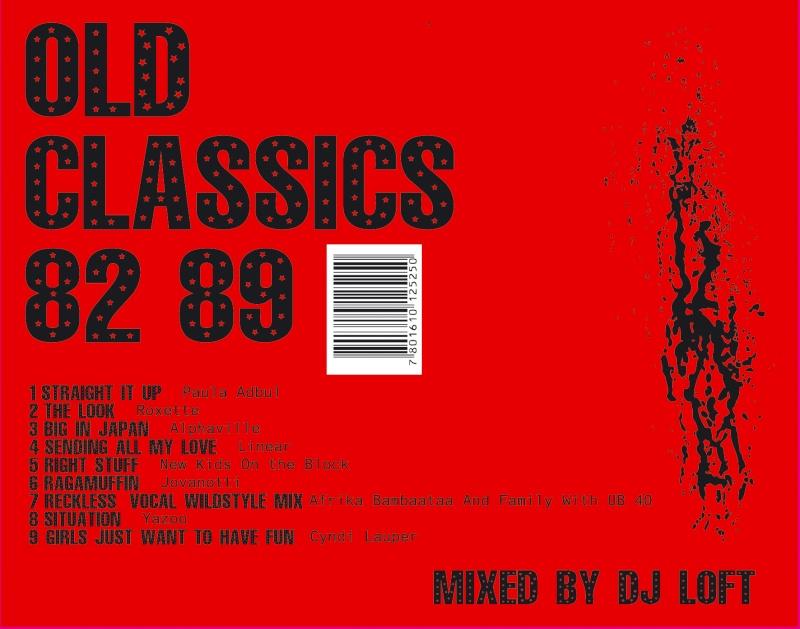 Mix Old Classics By Dj Loft