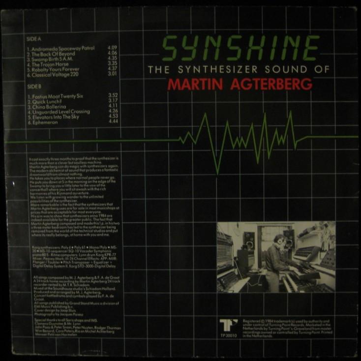 Martin Agterberg - Synshine
