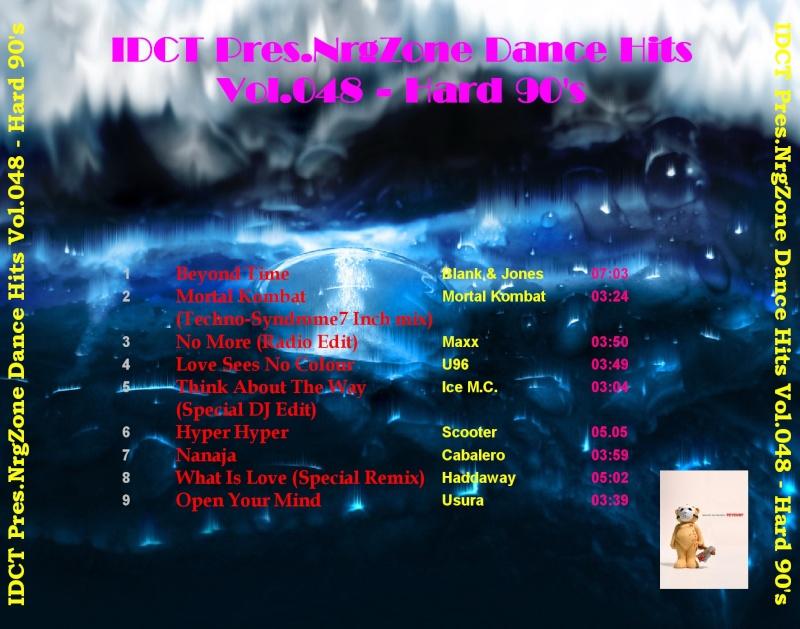 NrgZone Dance Hits Vol.048 - Hard 90's