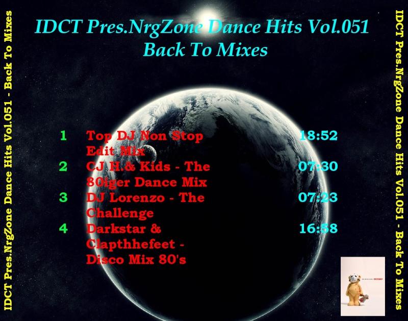 NrgZone Dance Hits Vol.051 - Back To Mixes