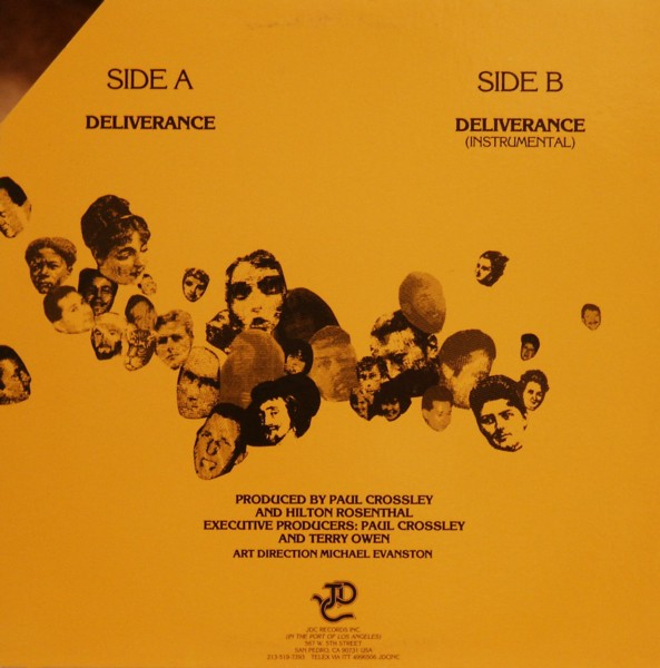 People Like Us - Deliverance - Maxi