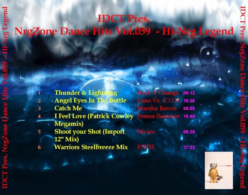 NrgZone Dance Hits Vol.059 - Hi-Nrg Legend