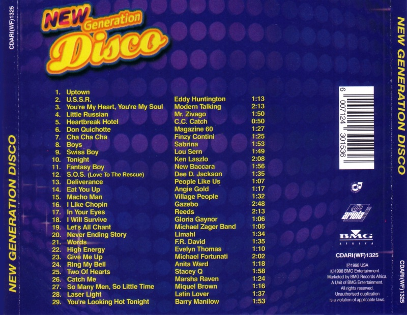 New Generation Disco