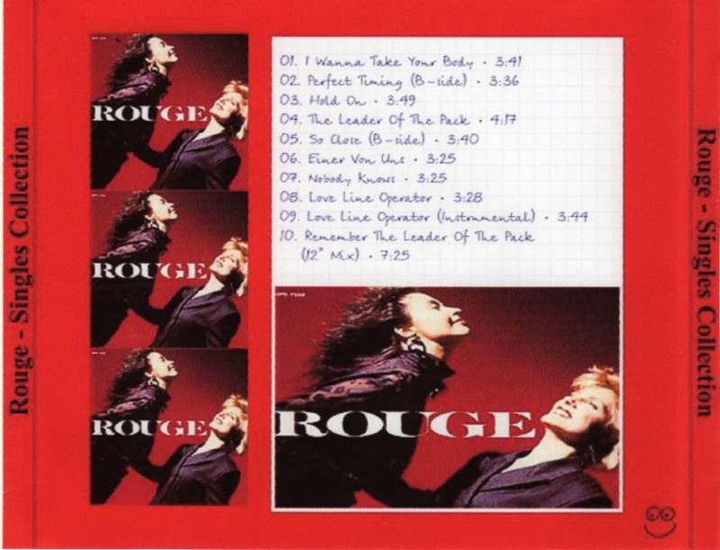 Rouge - Singles Collection