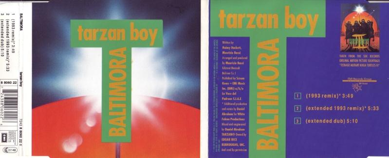 Baltimora - Tarzan Boy