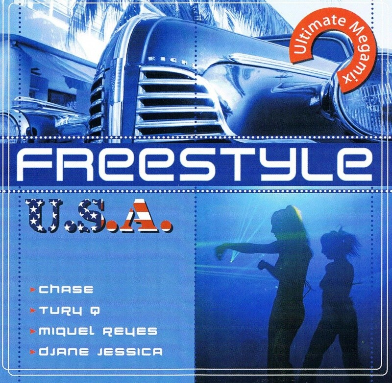 Freestyle U.S.A