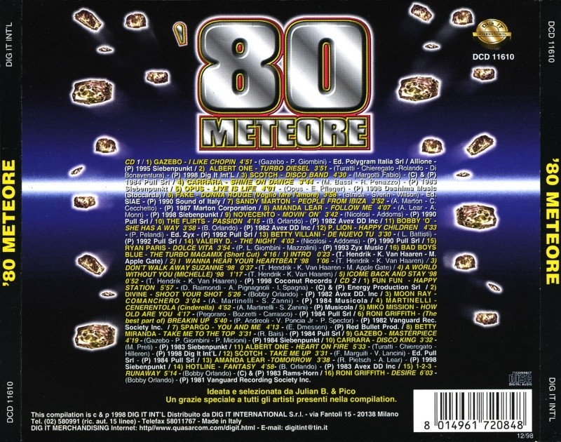 '80 Meteore