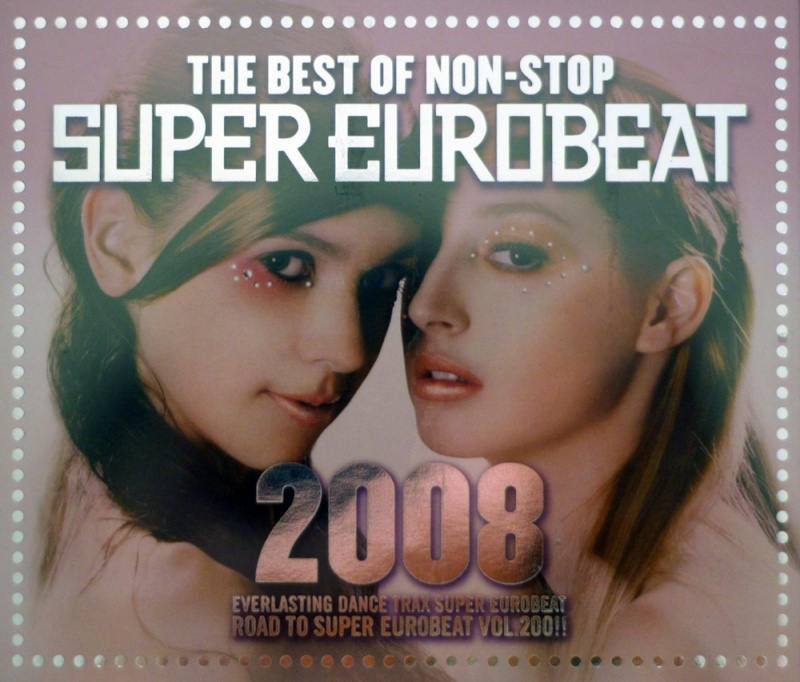 The Best of Super Eurobeat 2008