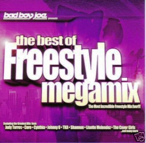 Bad Boy Joe - Best Of Freestyle Megamix Vol.1