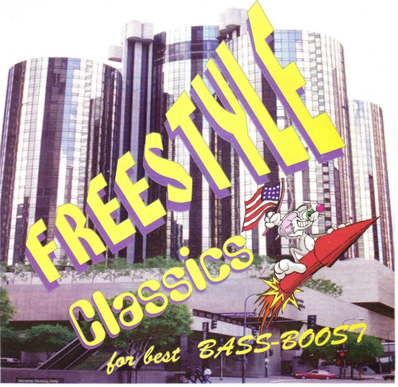 Freestyle Classics  For Best Bass Boost Promo Cd