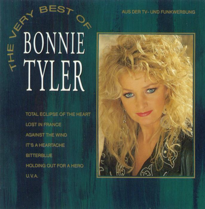 Bonnie Tyler - The Very Best Of ....