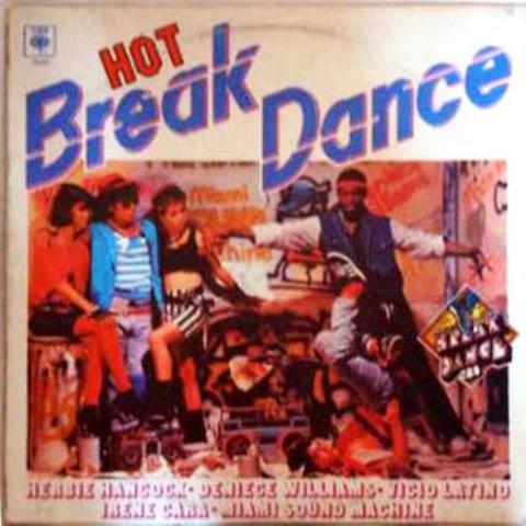 Hot Break Dance - album