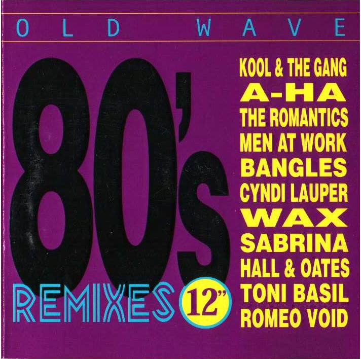 Cover Album of 80's Remixes