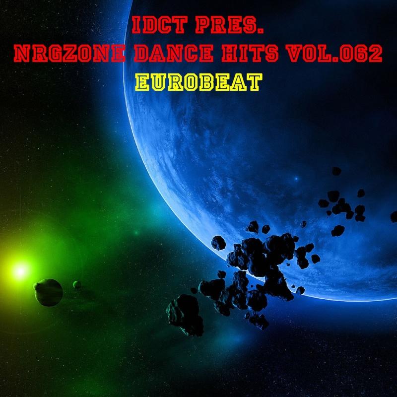 Cover Album of NrgZone Dance Hits Vol.062 - Eurobeat