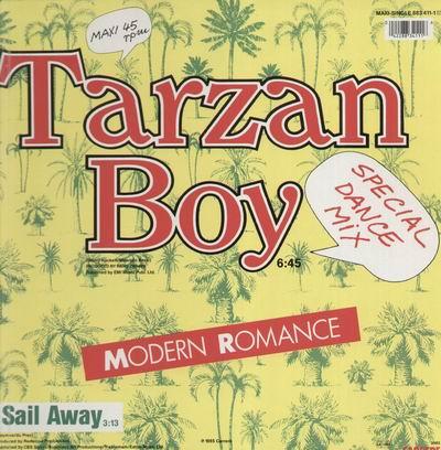 Modern Romance - Tarzan Boy