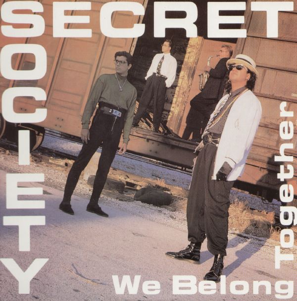 Secret Society - We Belong Together