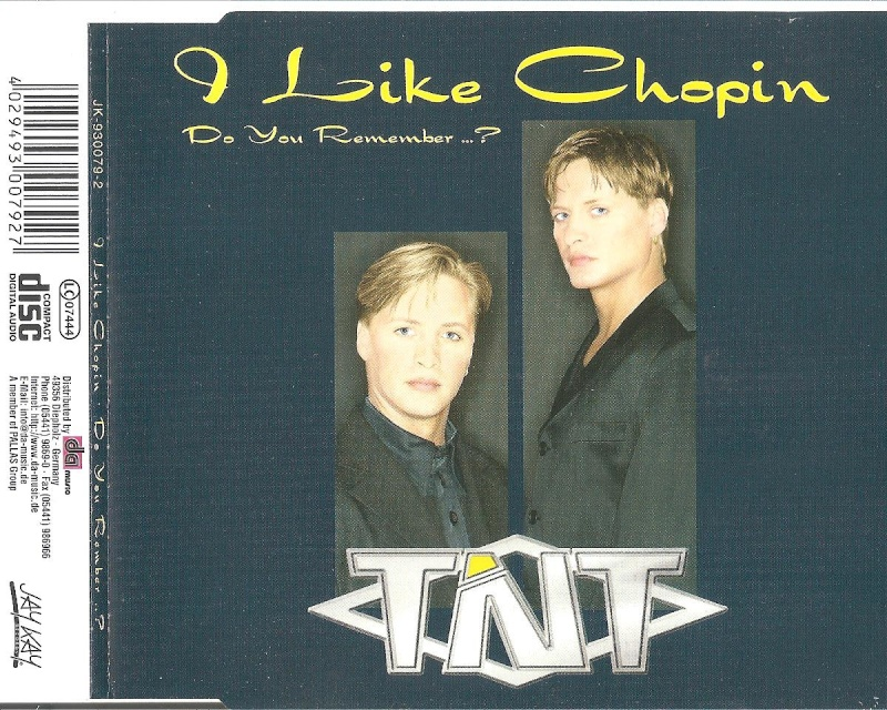 TNT - I Like Chopin - Maxi