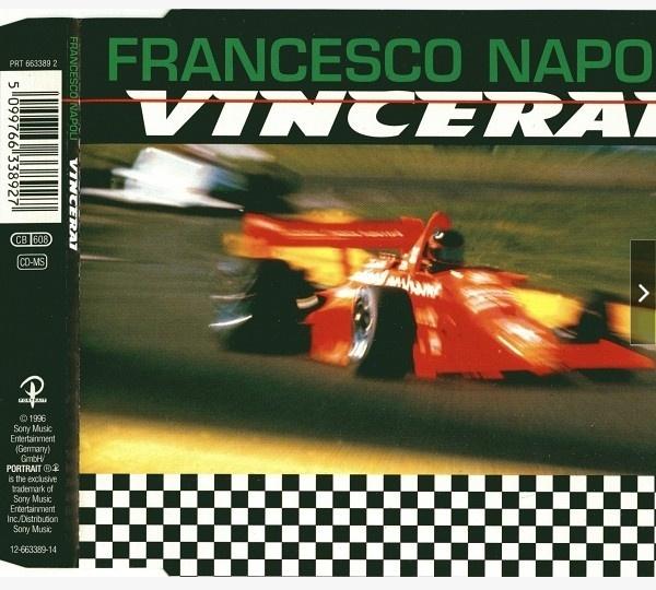 Francesco Napoli - Vincerai - Maxi