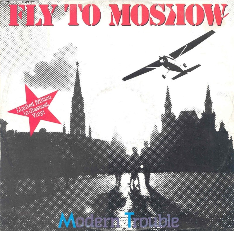 Modern Trouble - Fly To Moscow
