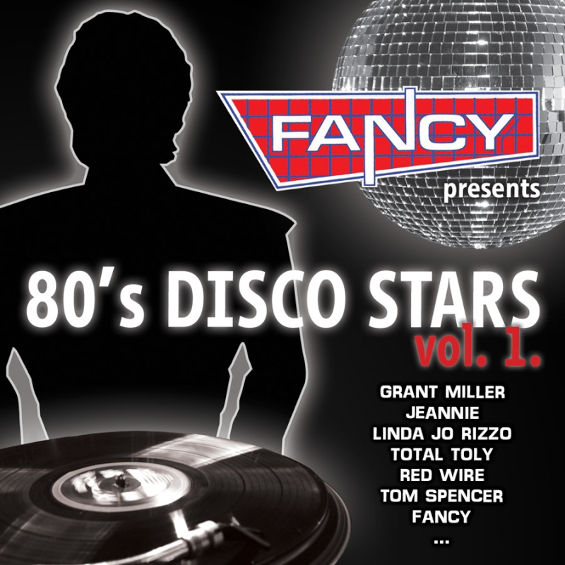 FANCY presents 80's Disco Stars Vol.1