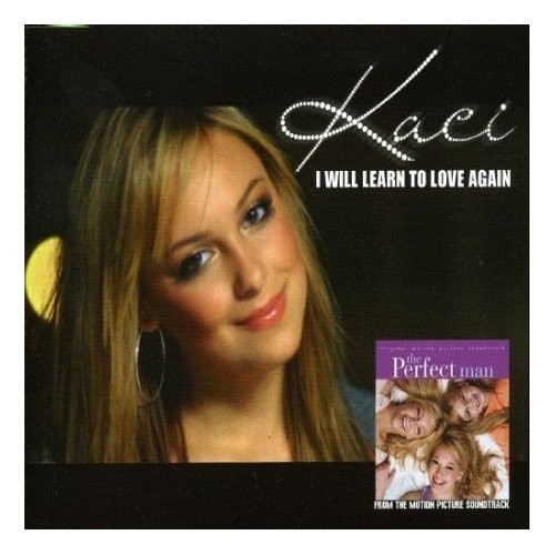 Kaci - I Will Learn To Love Again (PromoCDM 2009)