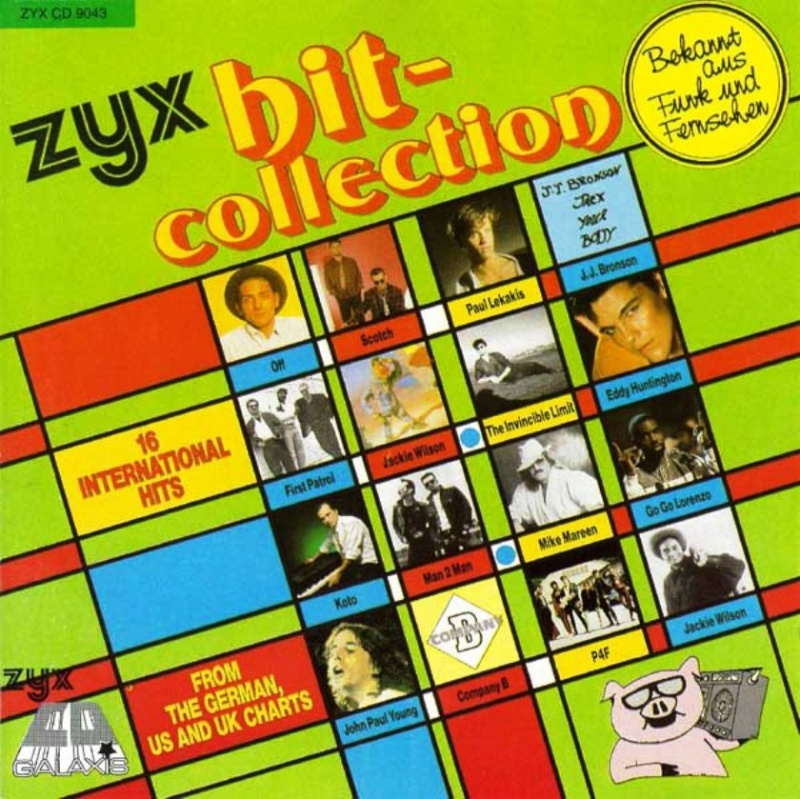 ZYX Hit Collection