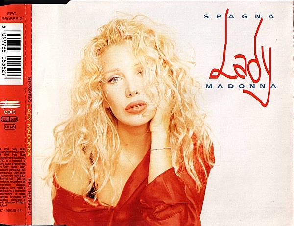 Spagna - Lady Madonna - Maxi