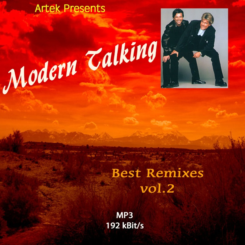 Modern Talking Best Remixes Vol.2