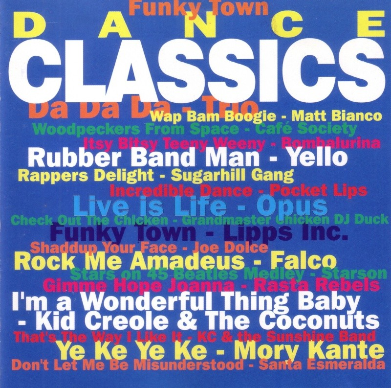 Funky Town Dance Classics