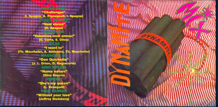Cover Album of Dynamite Mix