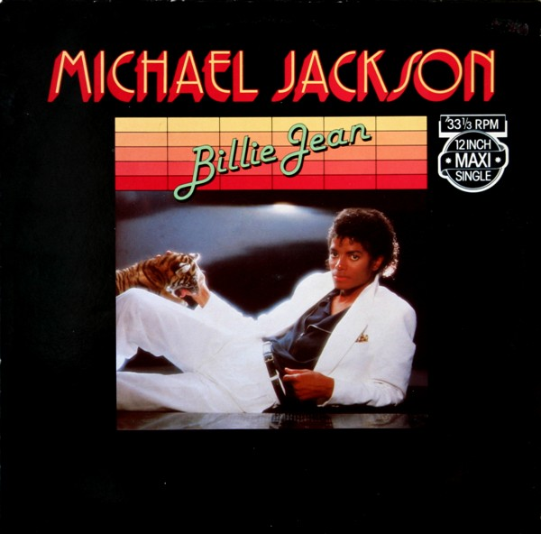 Michael Jackson - Billie Jean 12 ''