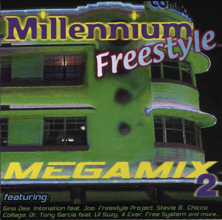 Millennium Freestyle Megamix 2