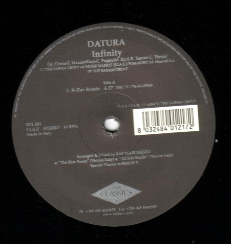 Datura And U.S.U.R.A. - Infinity