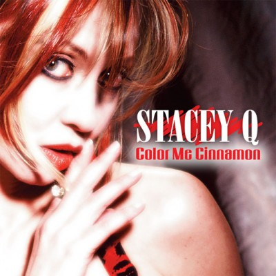 Stacey Q - Color Me Cinnamon  - album 2010