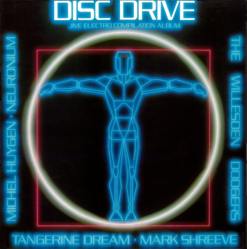 Disc Drive (Jive Electro Compilation Album)