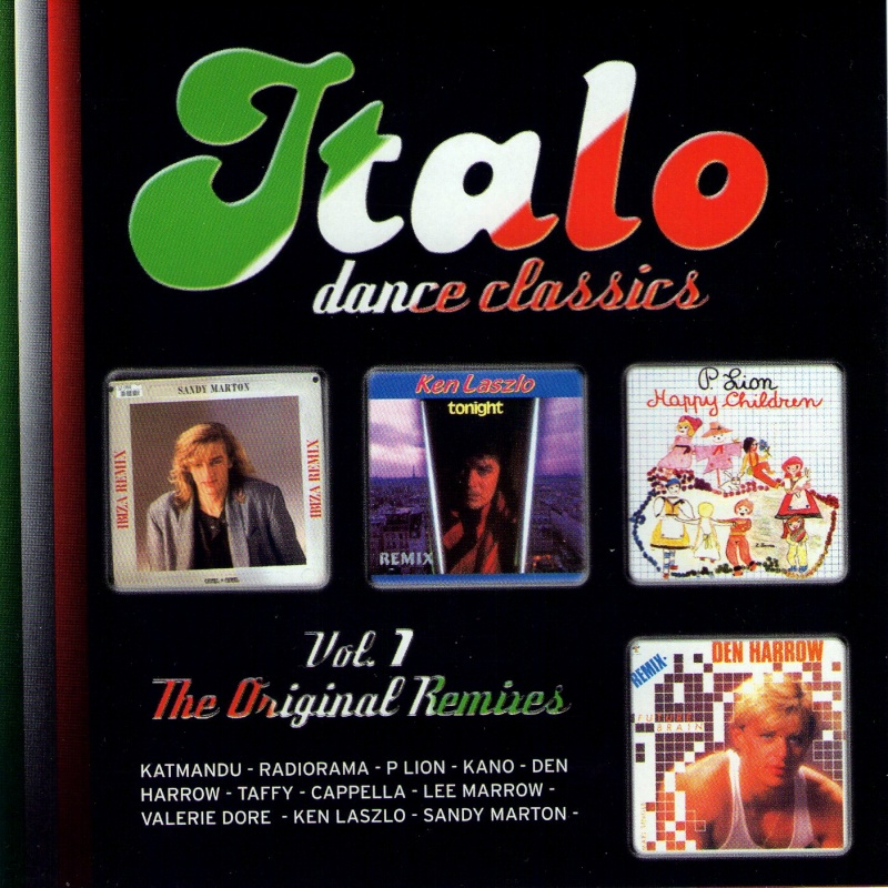 Italo Dance Classics Vol. 1 (The Original Remixes)
