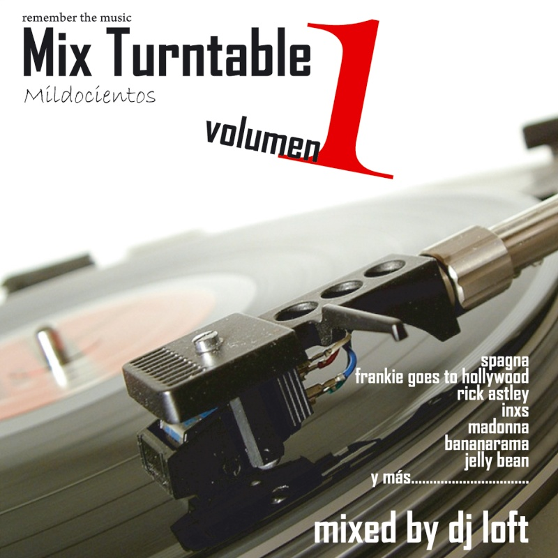 Turntable Mix By DJ Loft