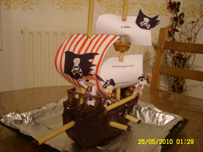 Le bateau pirate page 7 - Voile bateau pirate ...
